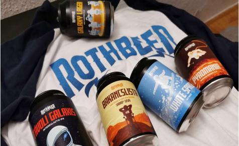 Ha ismeritek a Rothbeer söröket, akkor most nyerhettek egy menő söcsomagot!