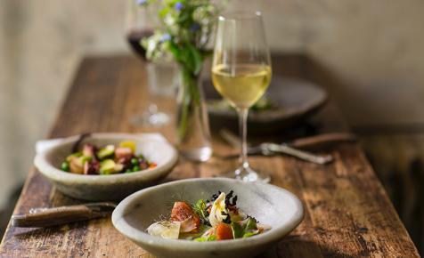 Milyen fehérbort igyunk a vegetáriánus ételekhez?