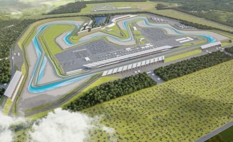 Az MTK új stadionját is tervező BORD felel majd a magyar MotoGP-pálya terveiért