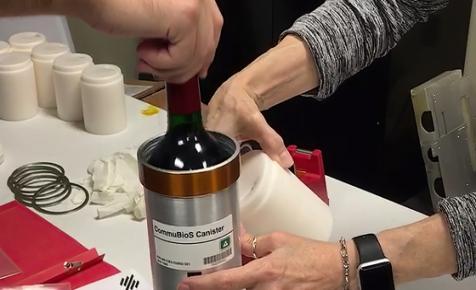 Felbontották a kutatók a világűrt megjárt borokat, fontos megállapításra jutottak