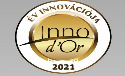 """Megszülettek az """"Inno d'Or – Év Innovációja 2021"""" verseny eredményei"""