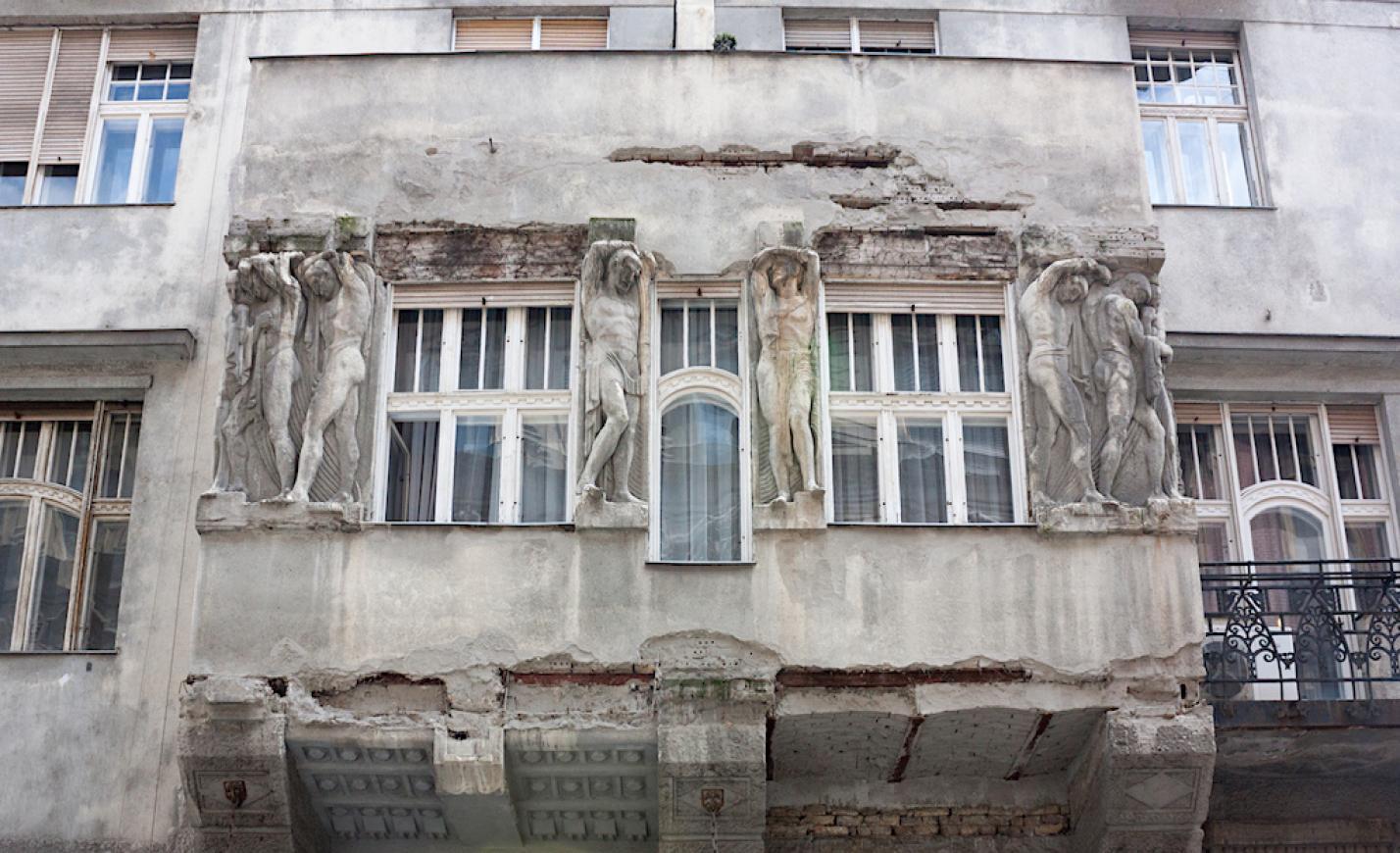 Öt budapesti épület, ami megérdemelné az újjászületést