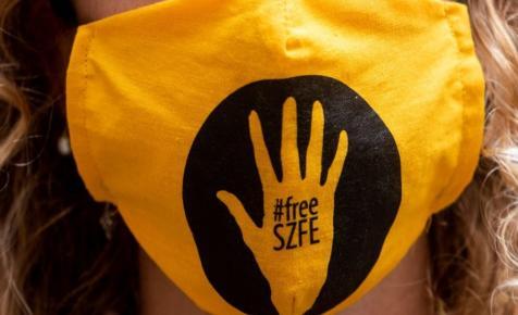 Elkötelezett kormánypárti az SZFE-s maszkos nőt megvágó férfi, aki szerint Színművészeti ügyével csak lejáratták az országot