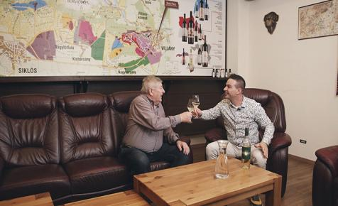 Tanulj a borról a legendás borásztól - elindult a BOCK vlog!