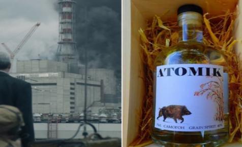 Csernobili almából főzött pálinka akadt fent az ukrán hatóságok hálóján
