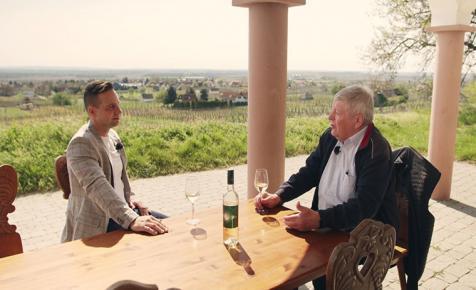 Nézd meg, hol kezdte Bock József a borászkodást - folytatódik a pincészet vlog-sorozata