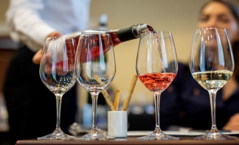 A magyar borok a litván borszakértők körében is sikert arattak