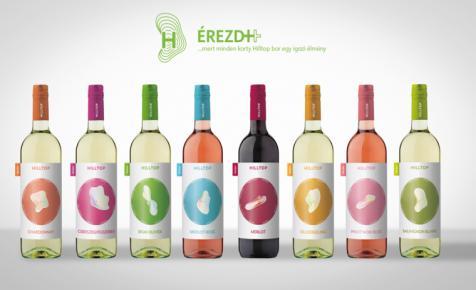 Élmények a palackban: aromatérkép a Hilltop borokon
