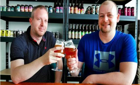 Már nem csak írunk a sörökről, hanem áruljuk is azokat – Beerheaven