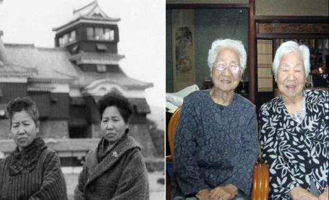 A világ legidősebb ikerpárja 107 éves