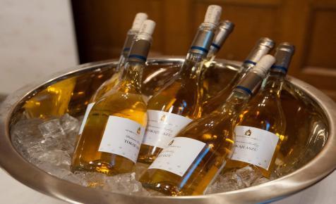 Átadták az Országház bora című verseny nyerteseinek díjait