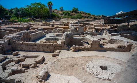 Hatalmas bizánci kori borászatot tártak fel Javnéban izraeli régészek